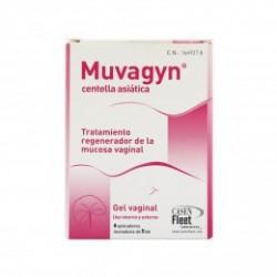 MUVAGYN CENTELLA GEL 5 ML HIDRATANTE VAGINAL