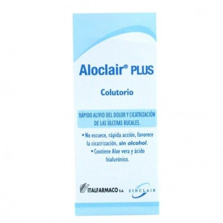 ALOCLAIR PLUS COLUTORIO 120 ML