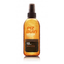 PIZ BUIN WET SKIN OIL SPRAY SPF15 150ML