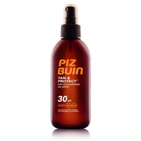 PIZ BUIN TAN & PROTECT ACCELERATING OIL SPRAY SPF 30 150 ML
