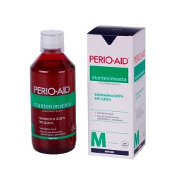 DENTAID COLUTORIO PERIO AID MANTENIMIENTO 500 ML