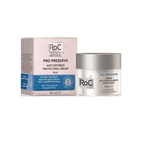 ROC PRO-PRESERVE CREMA ANTISEQUEDAD NUTRITIVA 50 ML
