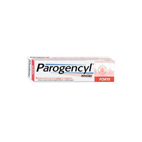 PAROGENCYL ENCIAS FORTE PASTA DENTAL 75 ML