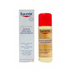 EUCERIN ACEITE NATURAL ANTIESTRIAS PIEL SENSIBLE 125ML