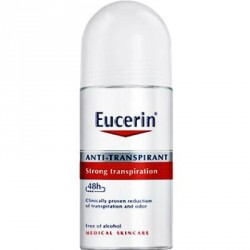 EUCERIN DESODORANTE ANTITRANSPIRANTE ROLL-ON 48H 50 ML