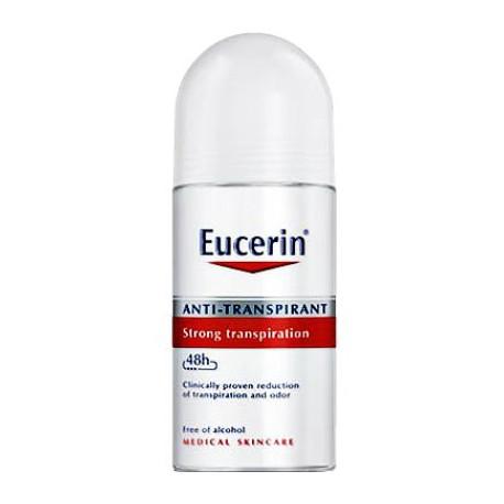 EUCERIN DESODORANTE ANTITRANSPIRANTE ROLL-ON 48H 50 ML