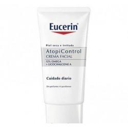 EUCERIN ATOPICONTROL CREMA FACIAL, 50 ML