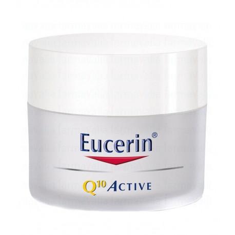 EUCERIN Q10 ACTIVE ANTIARRUGAS CREMA DE DIA PIEL SECA 50 ML