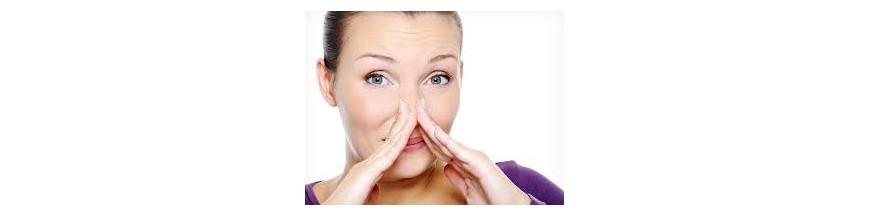 Cuidado de la nariz