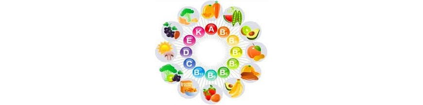 Vitaminas, minerales