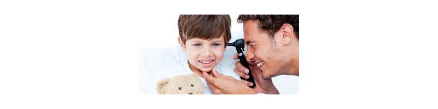 Cuidado del oído