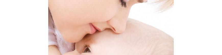 Bebé, infantil y mamá