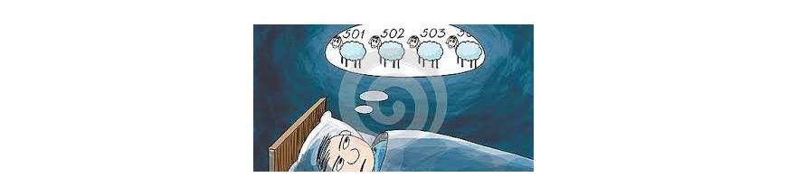 Ansiedad, insomnio, nerviosismo