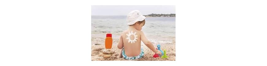 Protector solar corporal