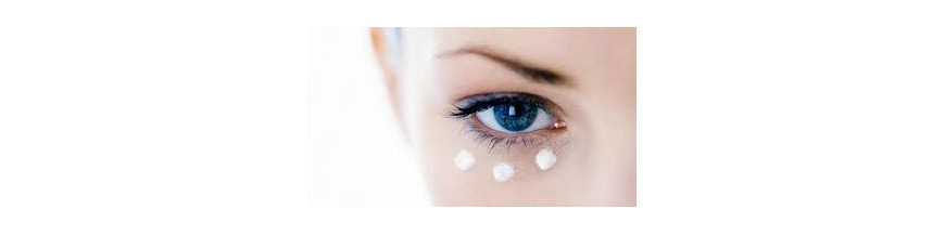 Contorno de ojos y labios